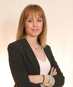 Τίνα Δημητρακοπούλου - Διευθύντρια Σπουδών