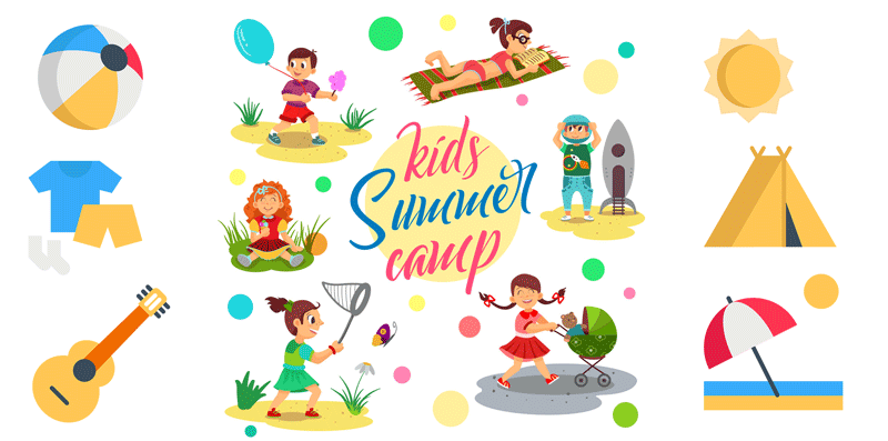 Summer Camp στα Γλυκά Νερά - Πληροφορίες